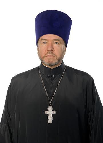 Cвященник Василий Толстунов